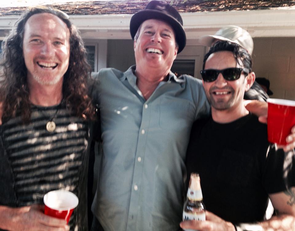 Jerry Hannan & Dana Miller, Rockin' Rose, San Rafael, Ca.