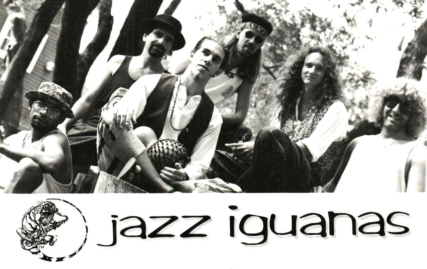 Jazz Iguanas early 90s Fairfax, Ca.