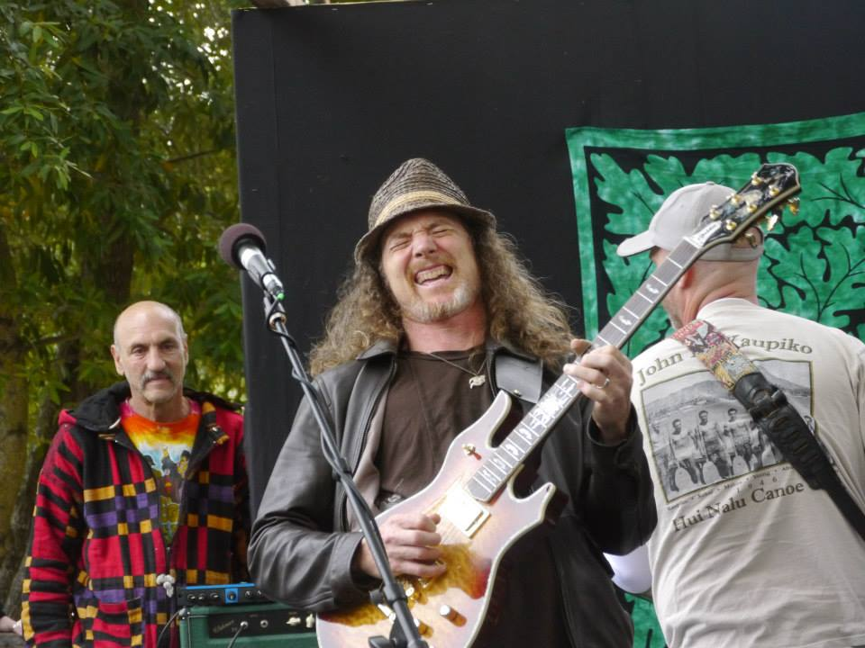 Fairfax Eco-sfest, Tom Finch Group (JJ)