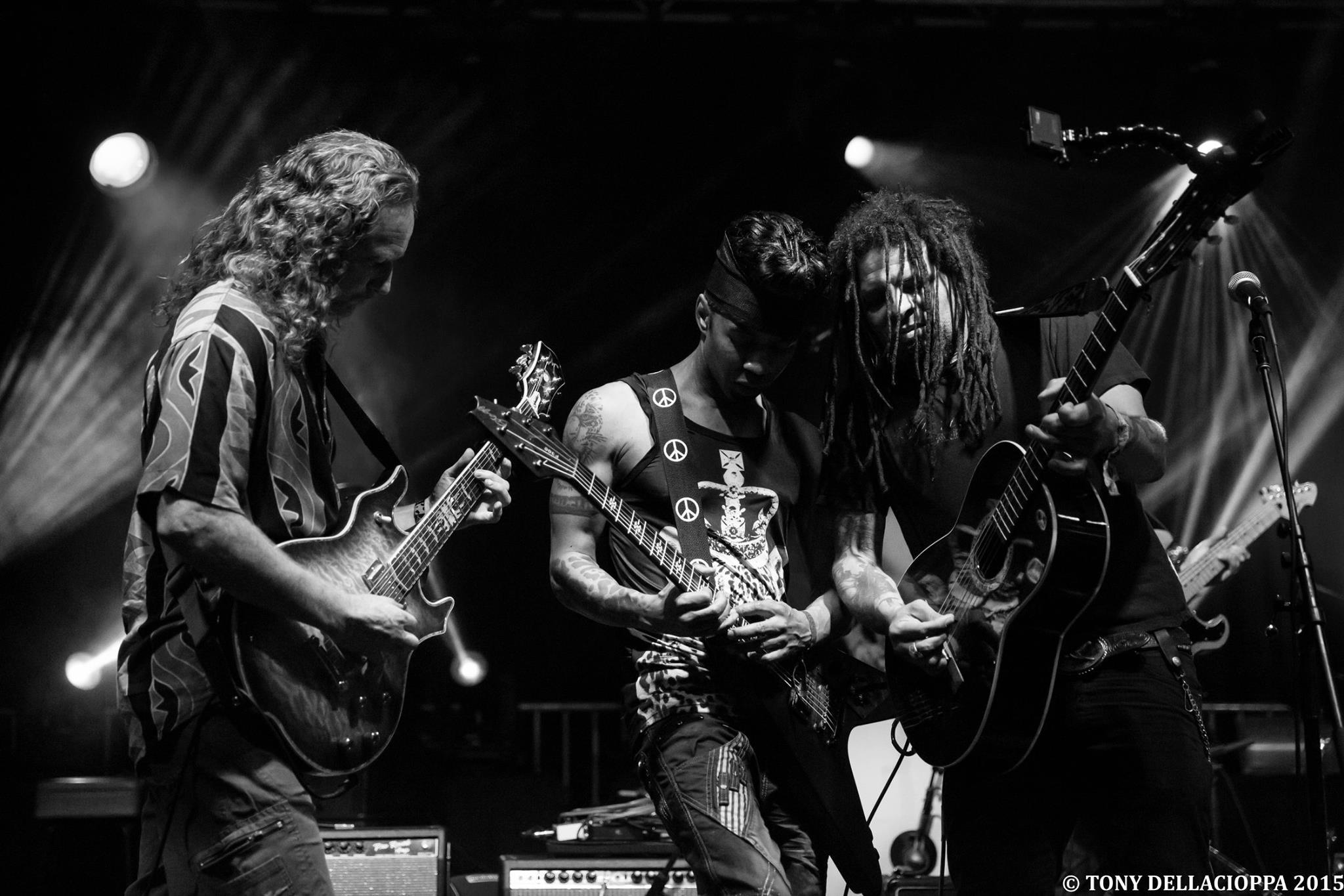 Guitarmaggedon @ High Sierra Music Fest 2015