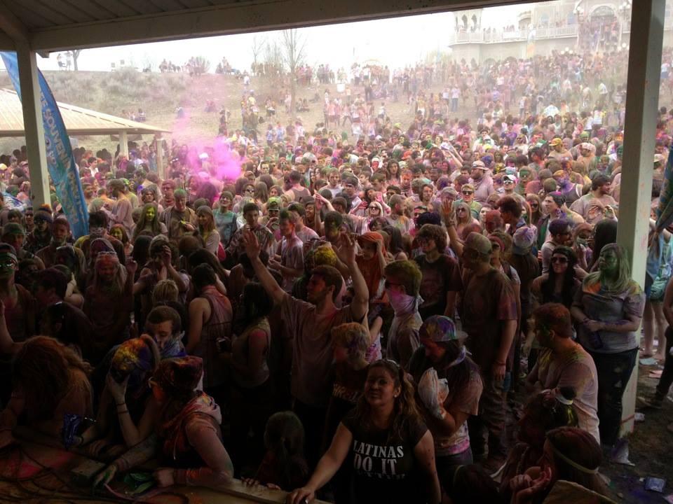 festival-of-colors, Utah