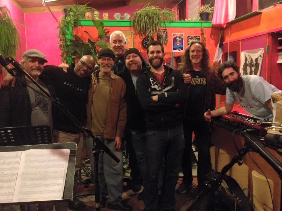 Jazz Iguanas Reunion Dec 2015