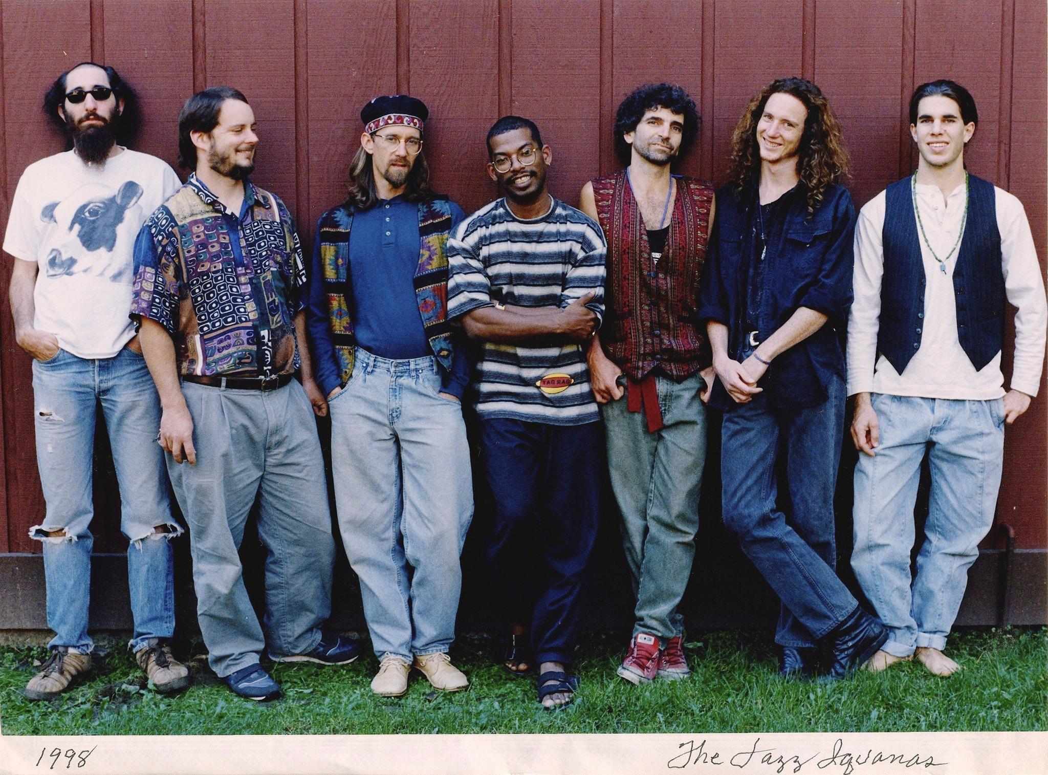 Jazz Iguanas early 90's